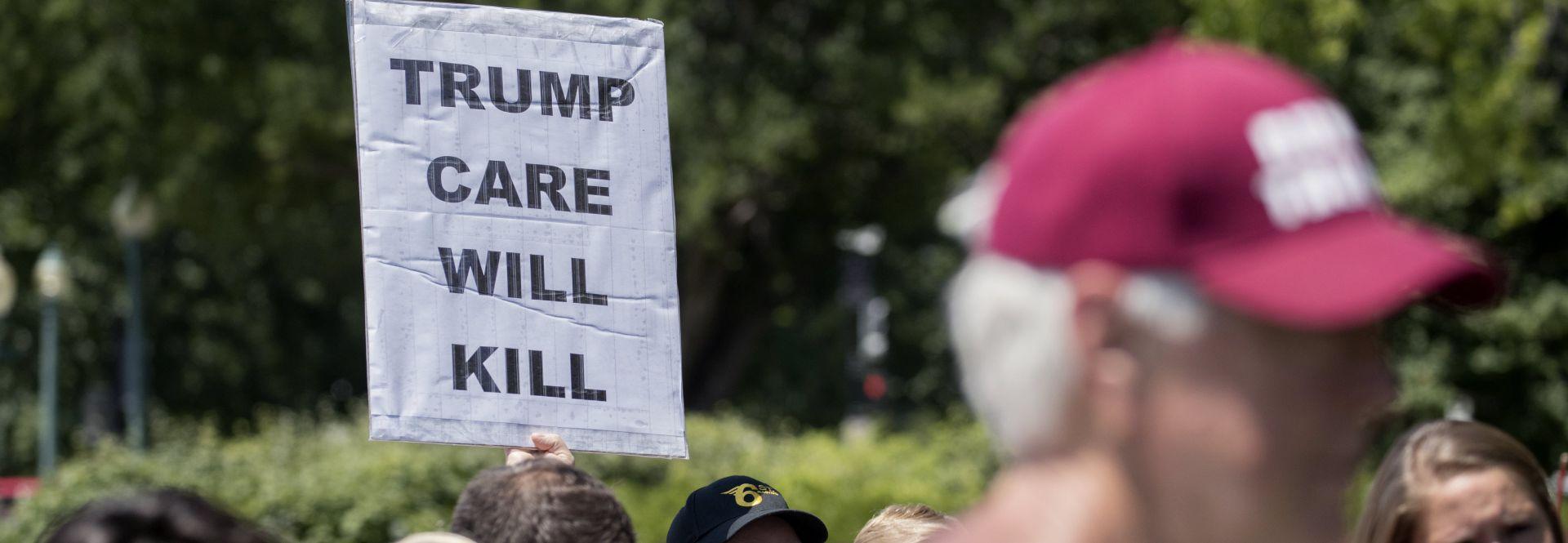 Republican healthcare plan: a death sentence for Latinos