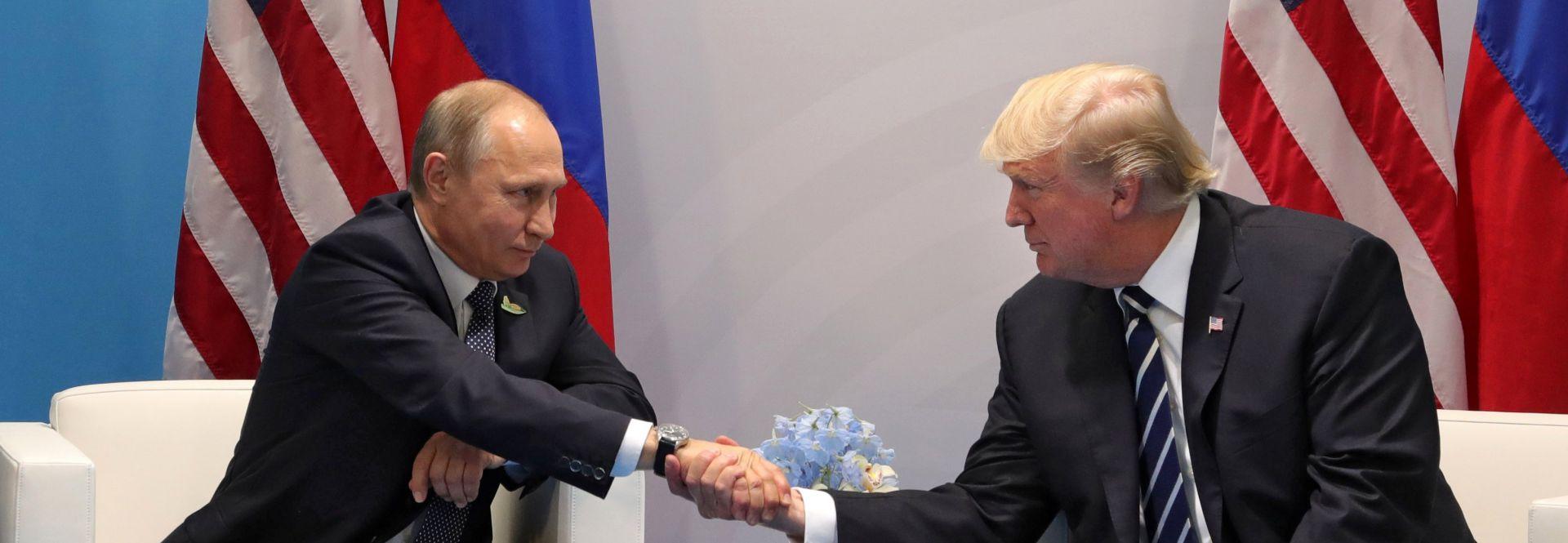 La pataleta de Trump con Rusia