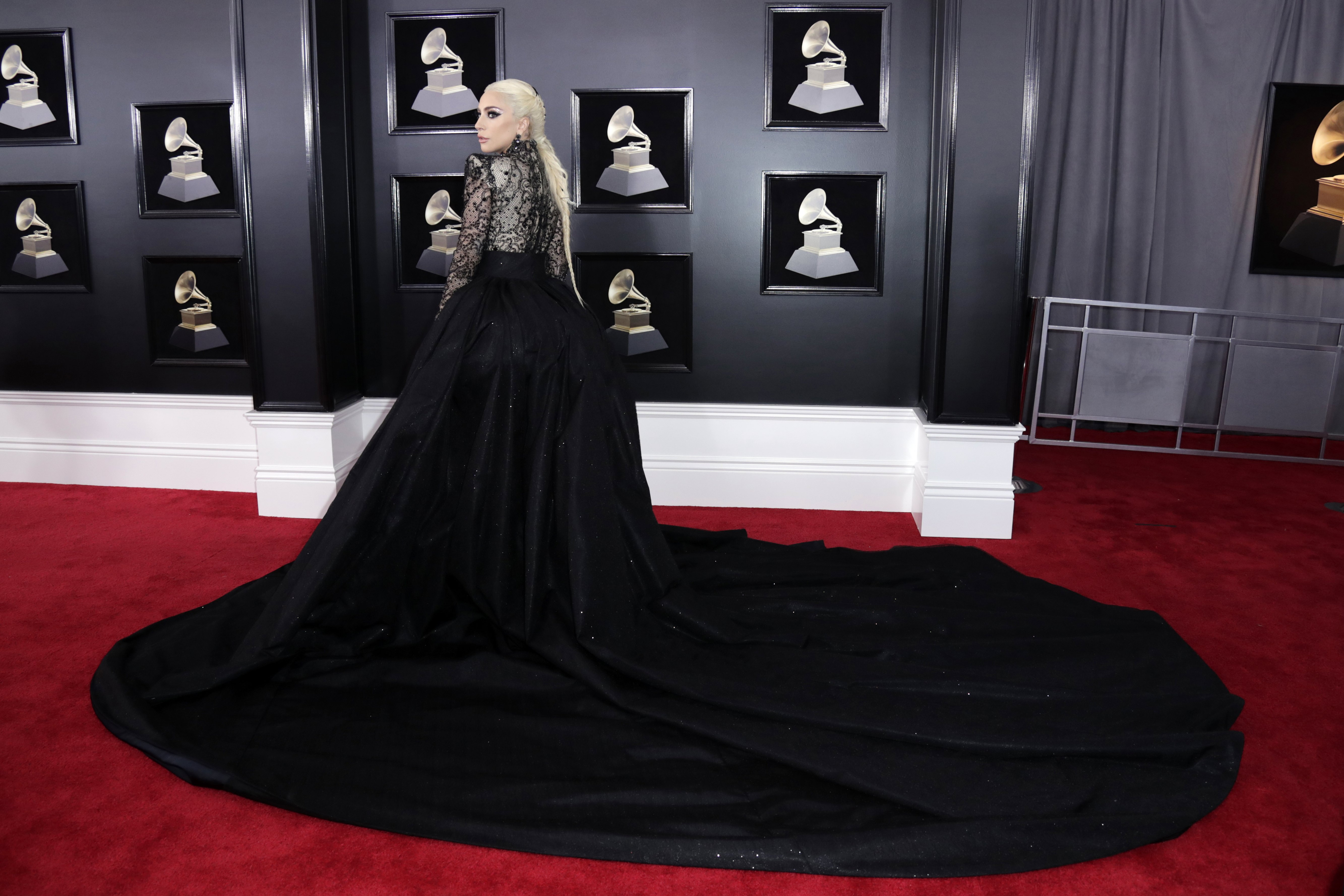 es for the 60th annual Grammy Awards ceremony at Madison Square Garden in New York, New York, USA, Jan. 28, 2018.