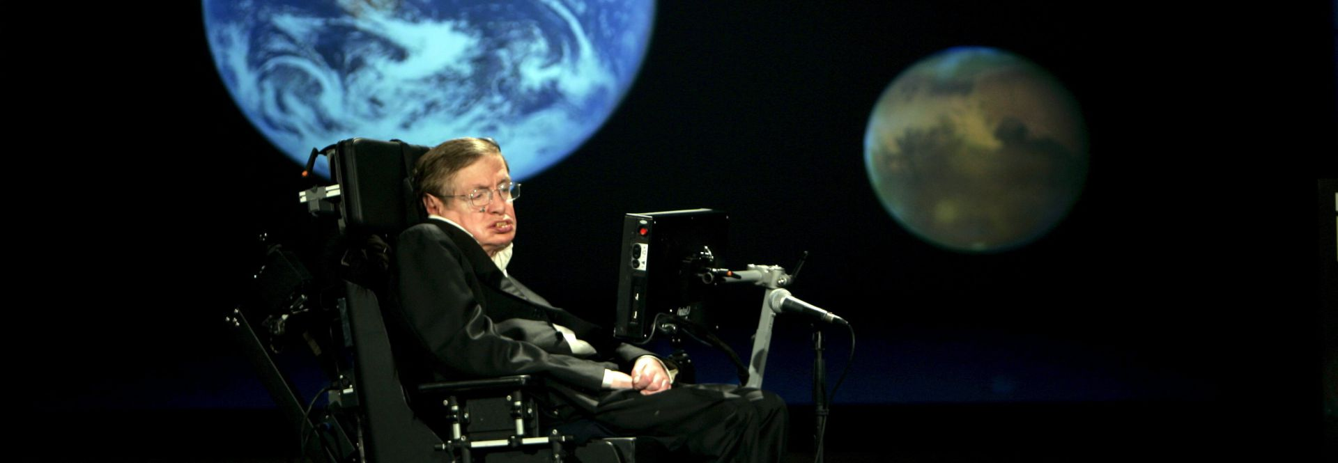 Farewell to Hawking EFE
