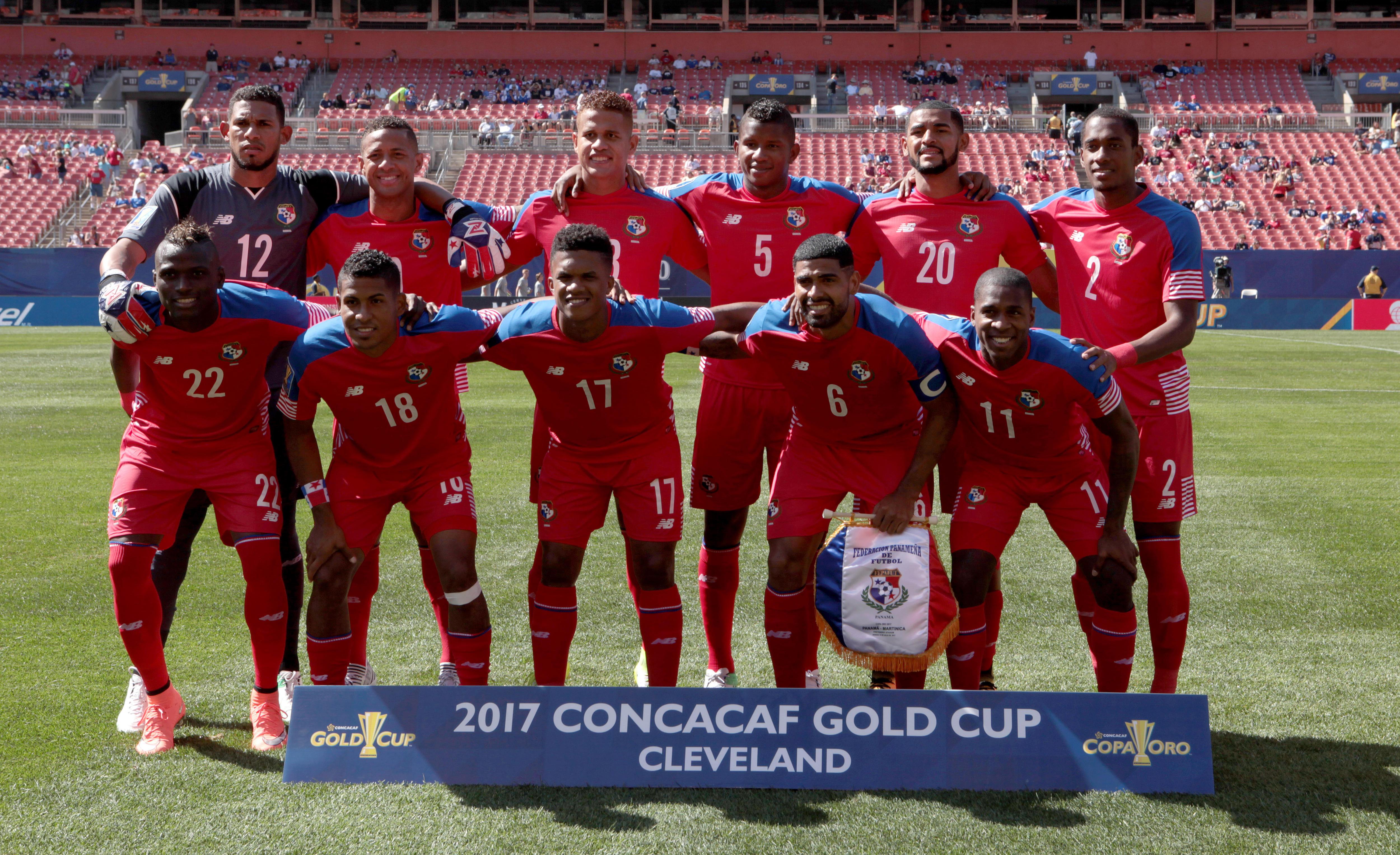 Panama debut in Russia