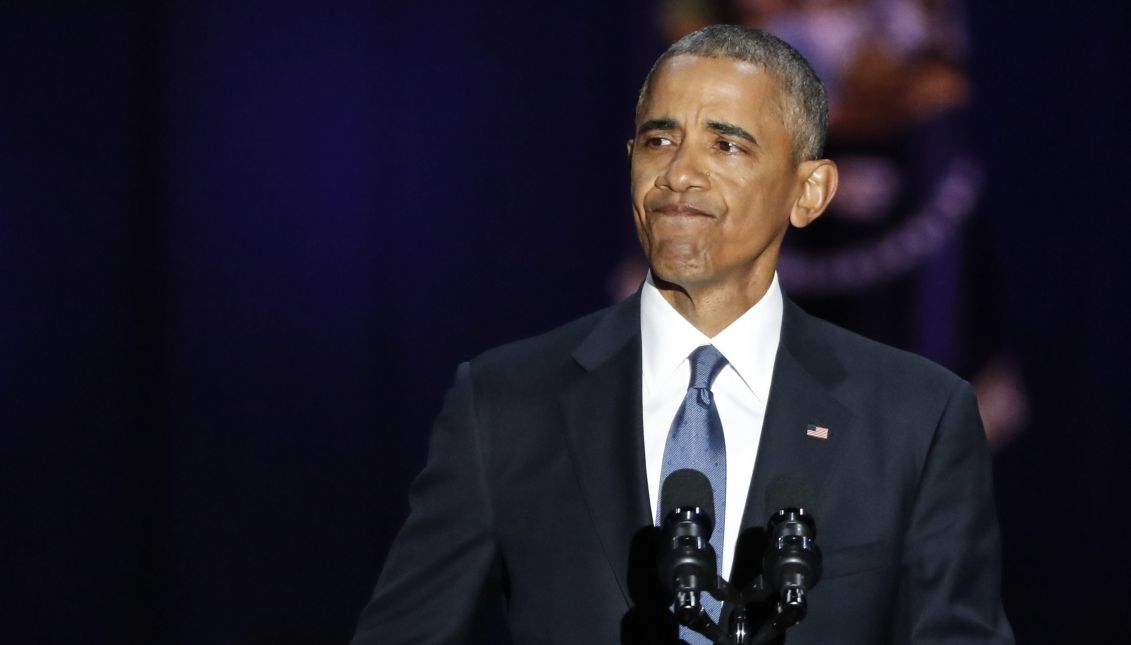 rhetorical pentagon obamas speech Barack obama gave a big, thoughtful speech about five valuable lessons for communicators the rhetorical devices from the speech at the.
