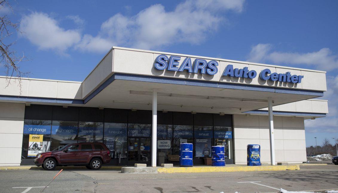 View of a Sears store in Burlington. EFE/Cj Gunther