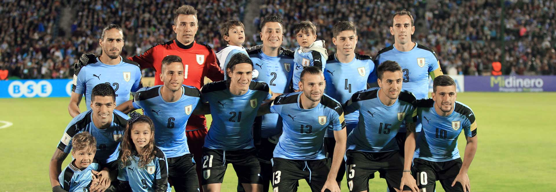 Uruguay one of the favorites