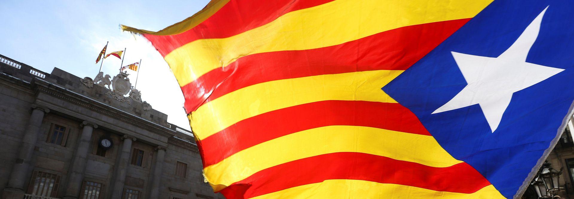 Catalonia, capital Brussels?