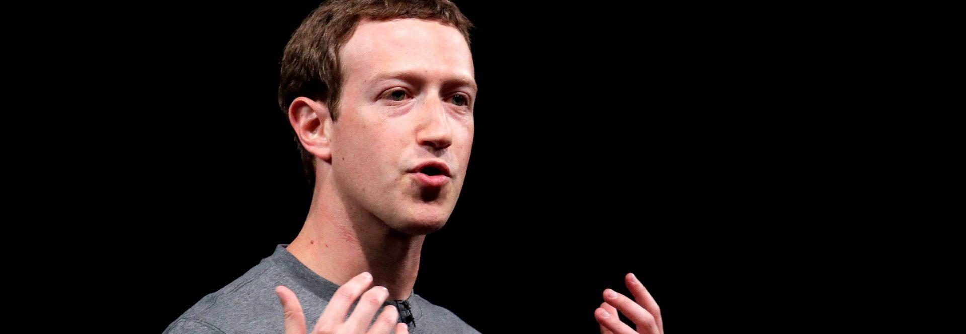 Marck Zuckerberg Facebook comparecerá en Congreso EEUU Efe