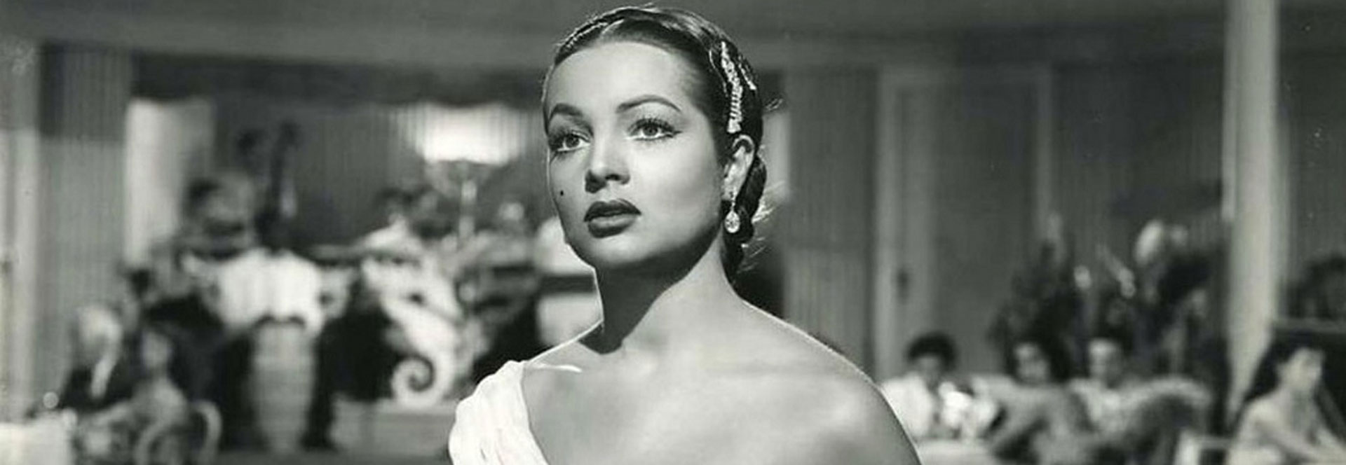 Sara Montiel en su papel de Marucha en Piel Canela (1953). Foto tomada de internet.