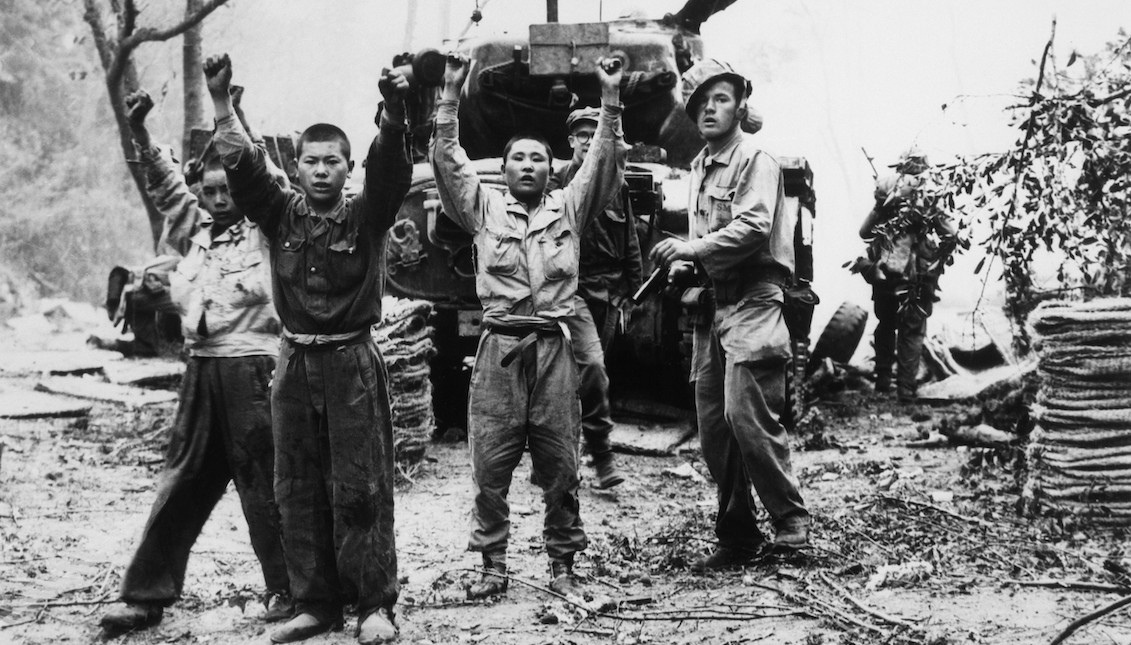 the history of the korean war north versus south Goyang, south korea – the leaders of north and south korea made  north  korea's kim jong un steps over border and makes history in.