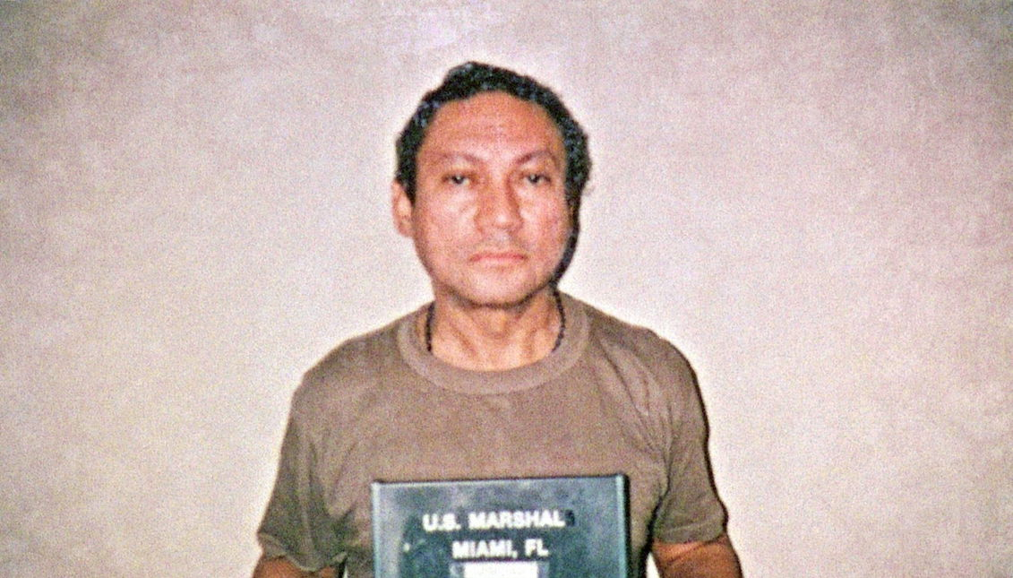 an introduction to the life of manuel noriega