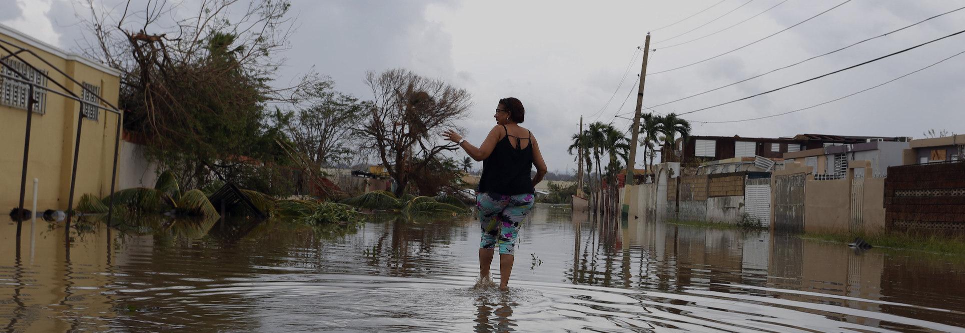 Puerto Rico: six dead