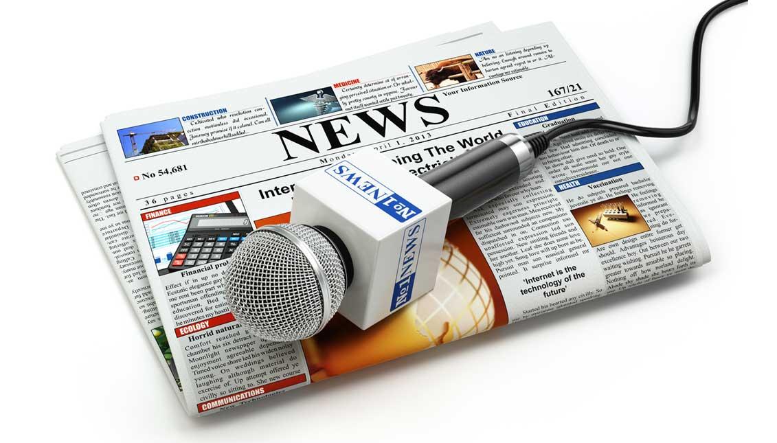 картинки журналистика и газеты деление