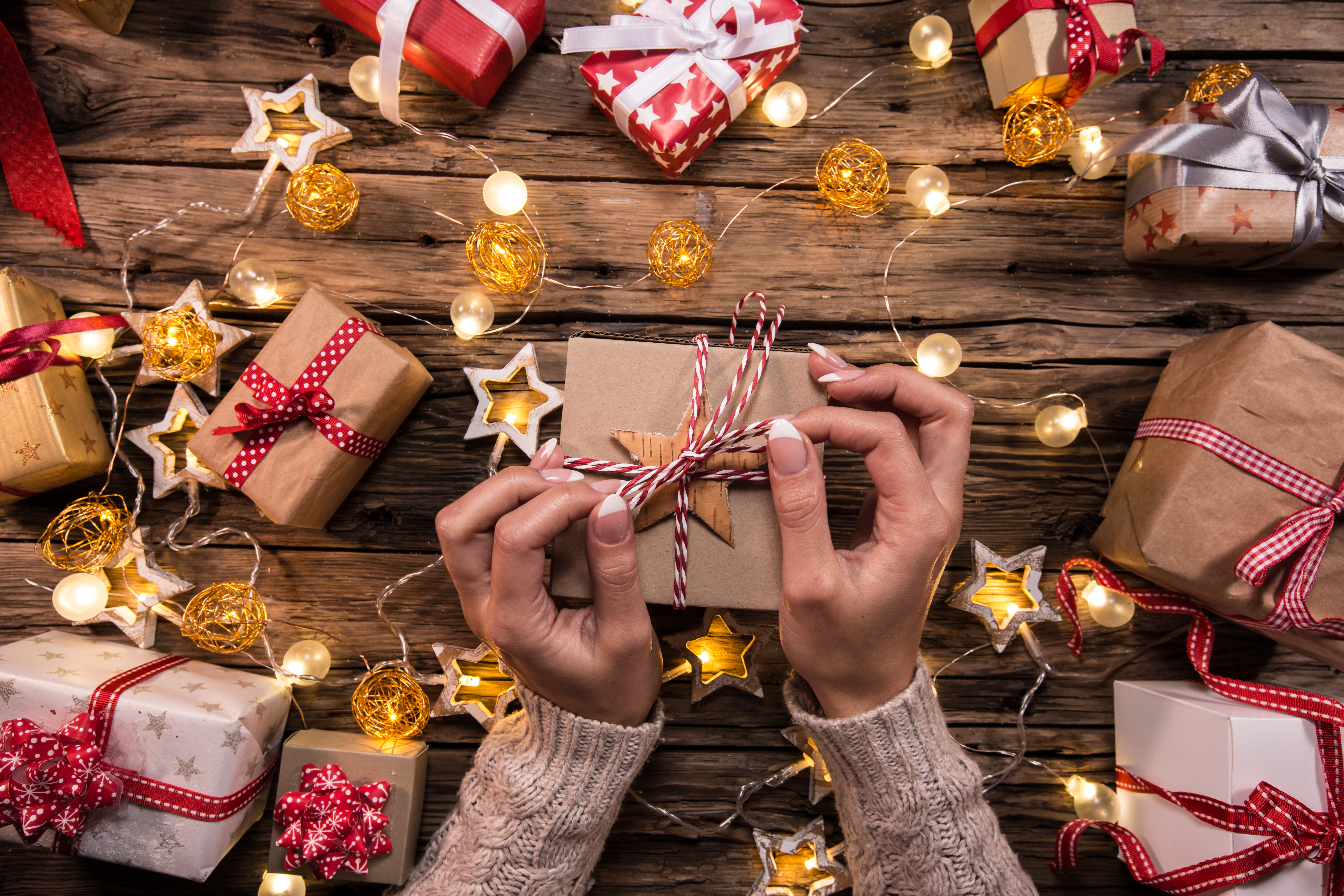 Giving Christmas Meaning, Pt 1. Image from Thinkstock.