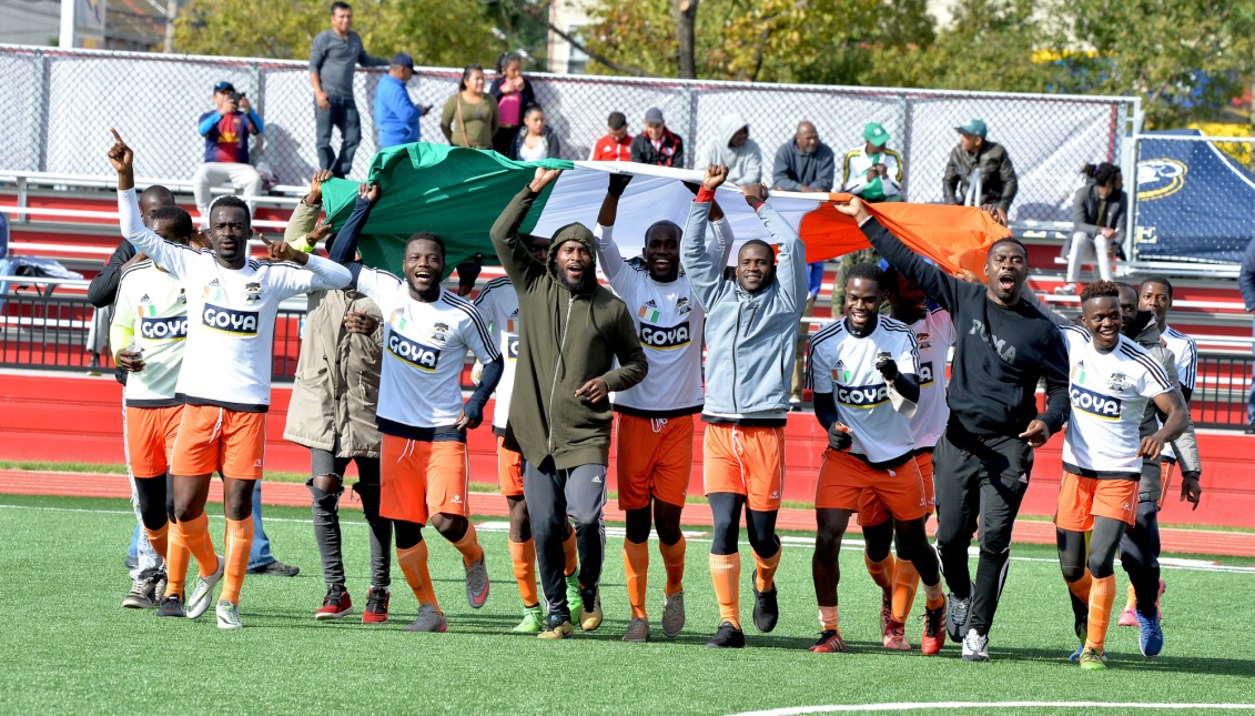 Last year, the Ivory Coast team defeated Liberia's squad at Citizens Bank Park to win the first tournament.