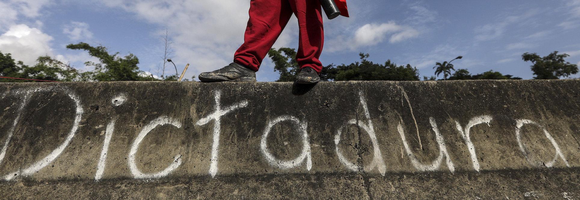 Running away from Venezuela