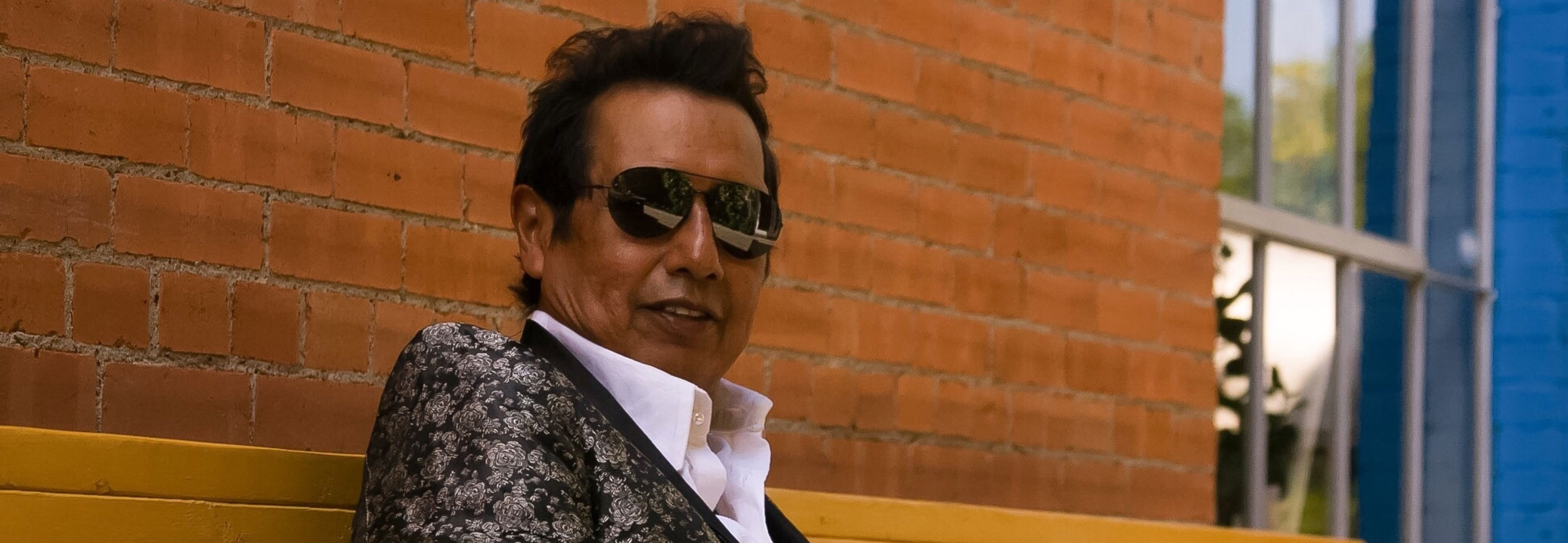 Alejandro Escovedo for Burn Something Beautiful by Nancy Rankin Escovedo