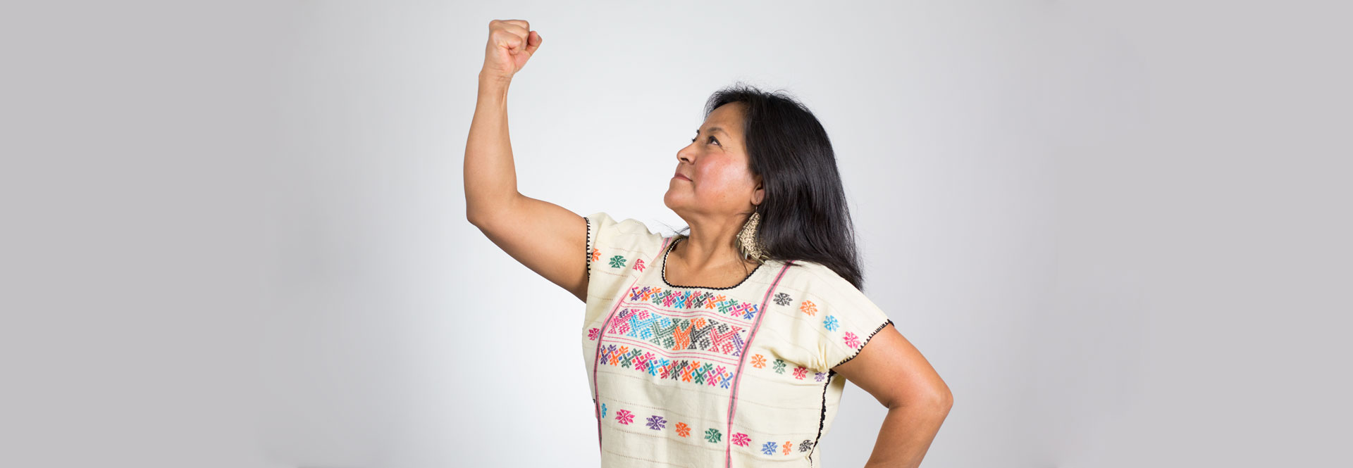 Carmen Guerrero, co-founder of CoaliciónFortaleza Latina, pro-immigrant organization based in Norristown.