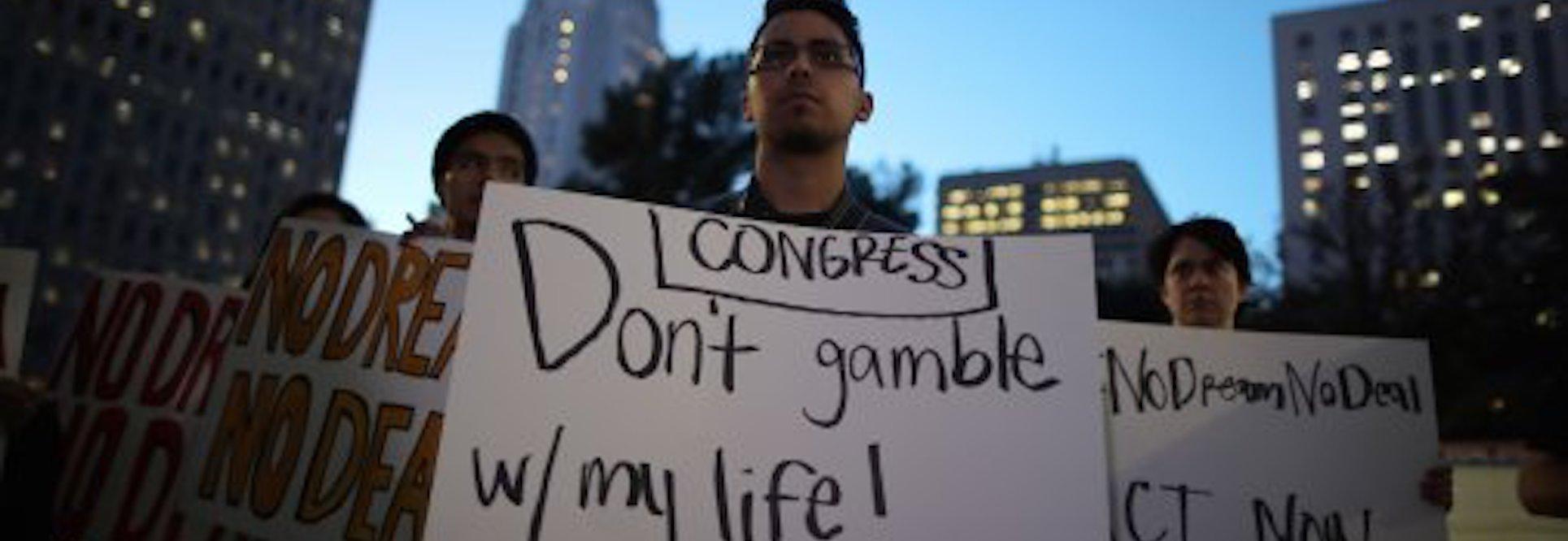 A Congress at a snail's pace