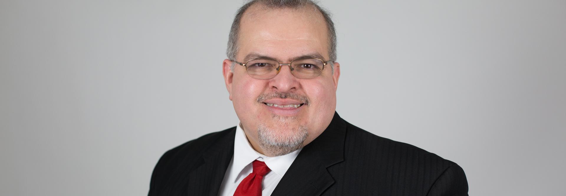 David Hurtado,decano de Administración y Desarrollo de Programa de Esperanza College of Eastern University. Foto: Samantha Laub / AL DÍA News