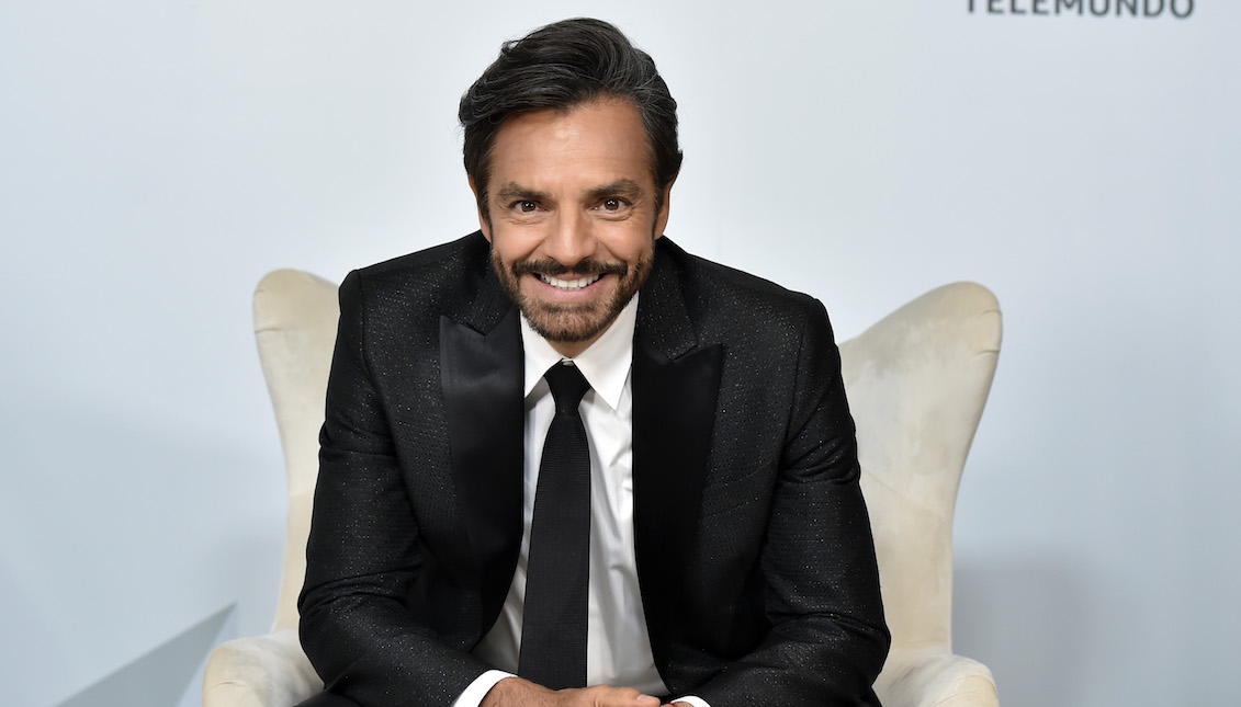 Eugenio Derbez stars in The Casagrandes, an animated series