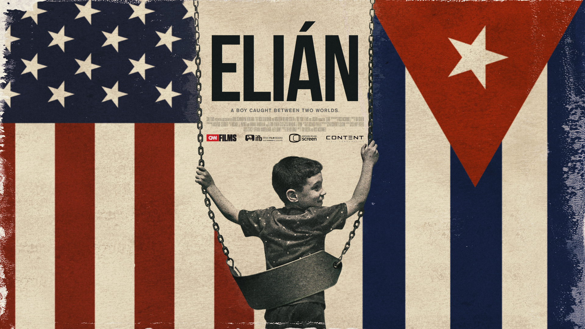 ELIÁN: A Boy Caught Between Two Worlds, made its original debut at the 2017 Tribeca Film Festival.