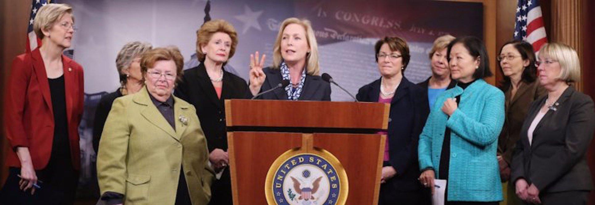 """22 Senators say """"Enough!"""""""