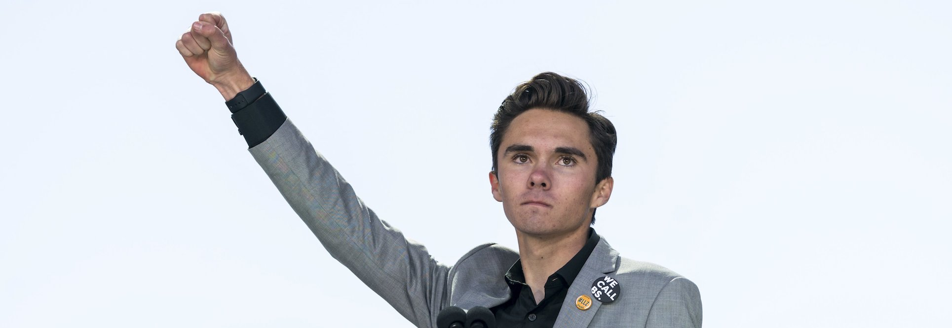 Don't mess with David Hogg