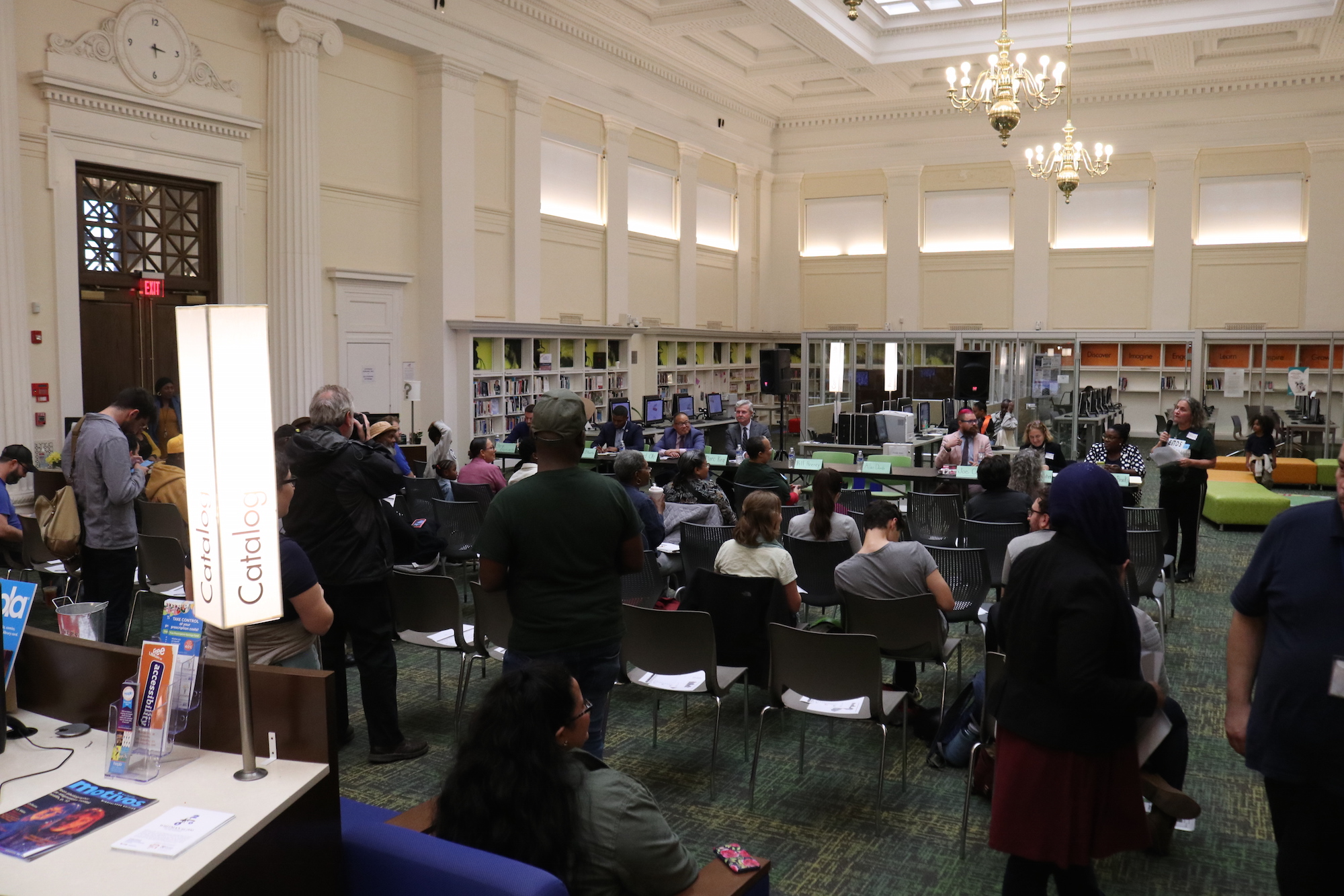 A Rundown Of Philadelphia S First At Large Candidates Forum Al Dia News