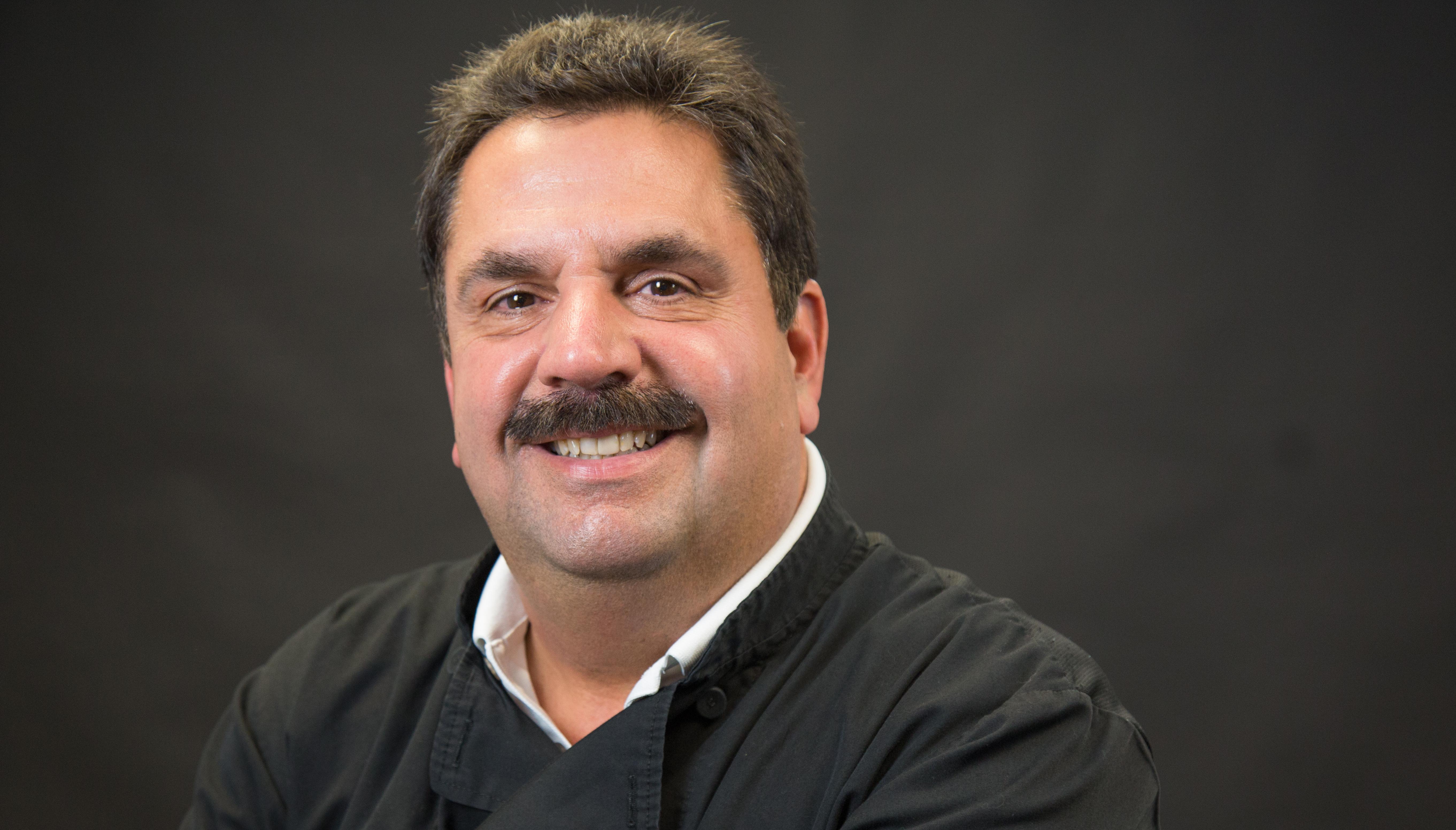 Chef Luis Liceaga. Photographed by Samantha Laub/AL DÍA News.