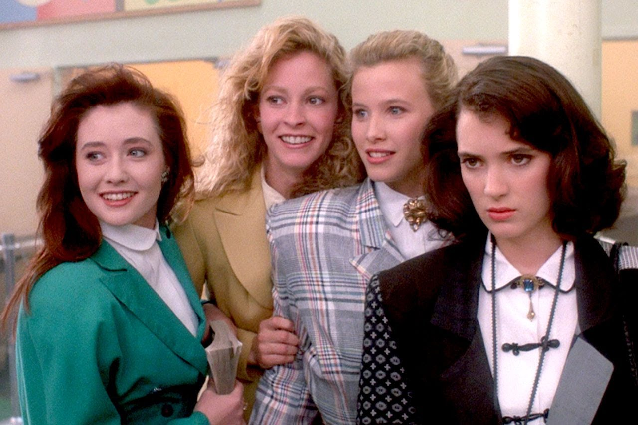 The Heathers, 1988. Copyright New World Pictures.