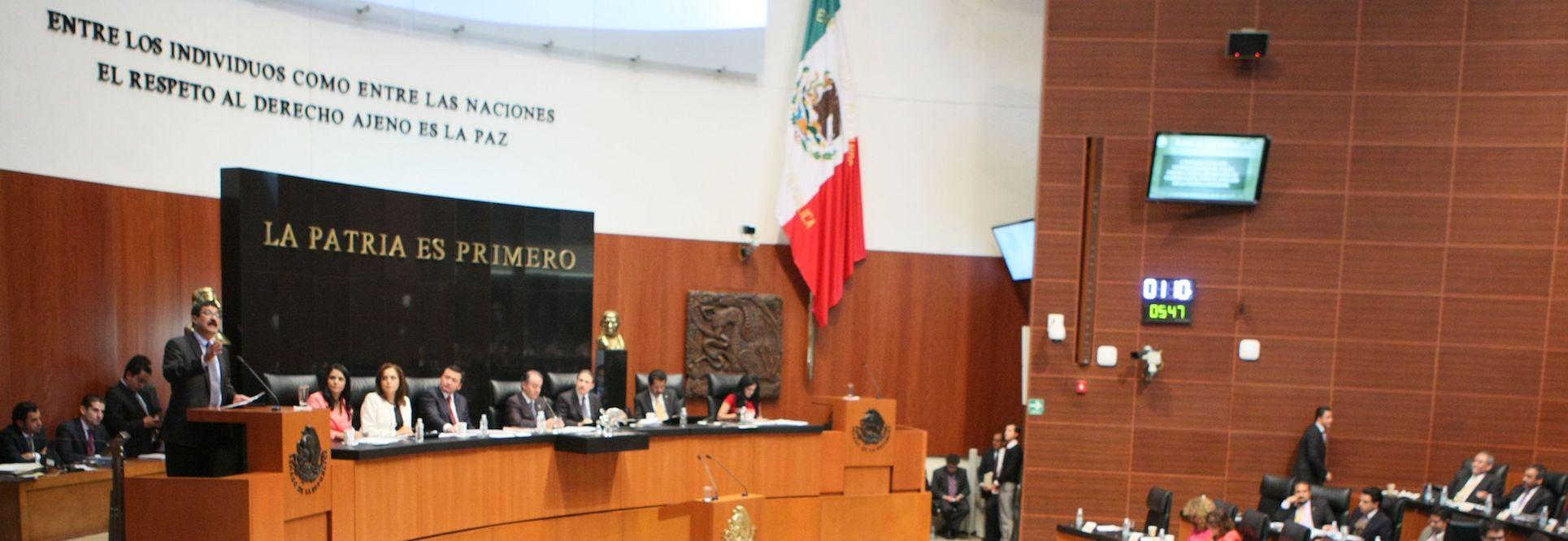 Mexico demands respect
