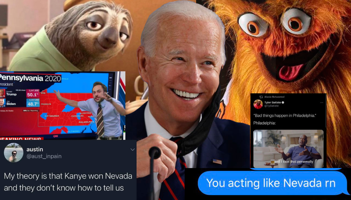A Timeline Of The 2020 Election In Memes Al Dia News