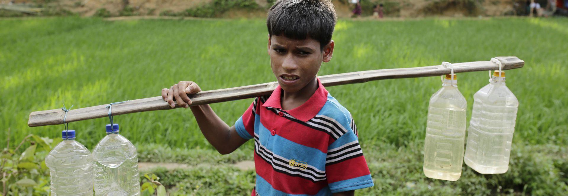 Ethnic Cleansing in Myanmar