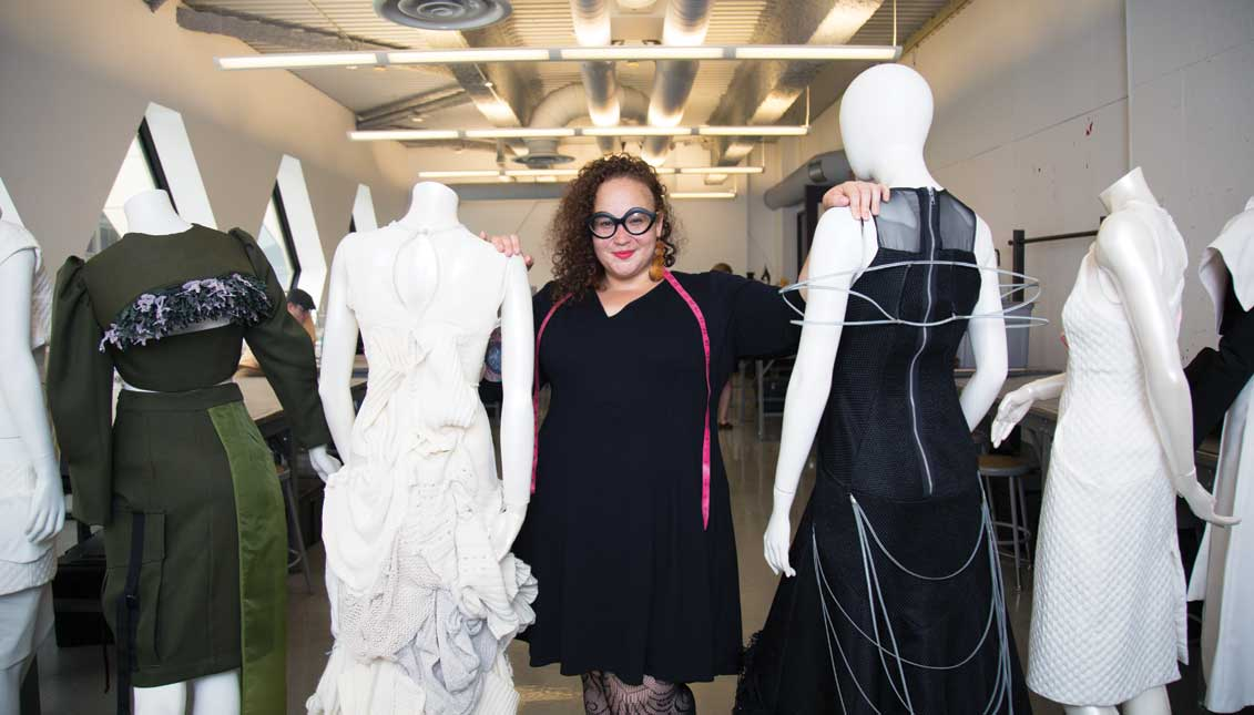 Puerto Rican Fashion Designer And Philly S Own Nasheli Juliana Featured In Netflix S Next In Fashion Al Dia News