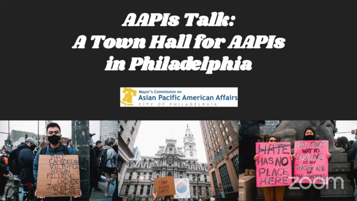 aldianews.com: AAPI Philadelphians hold town hall, demand support from Philly Mayor Jim Kenney