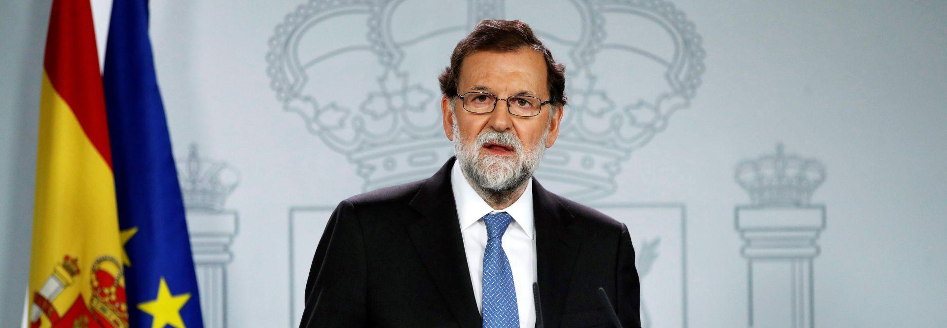 Spain P.M suspends Catalonia's Government