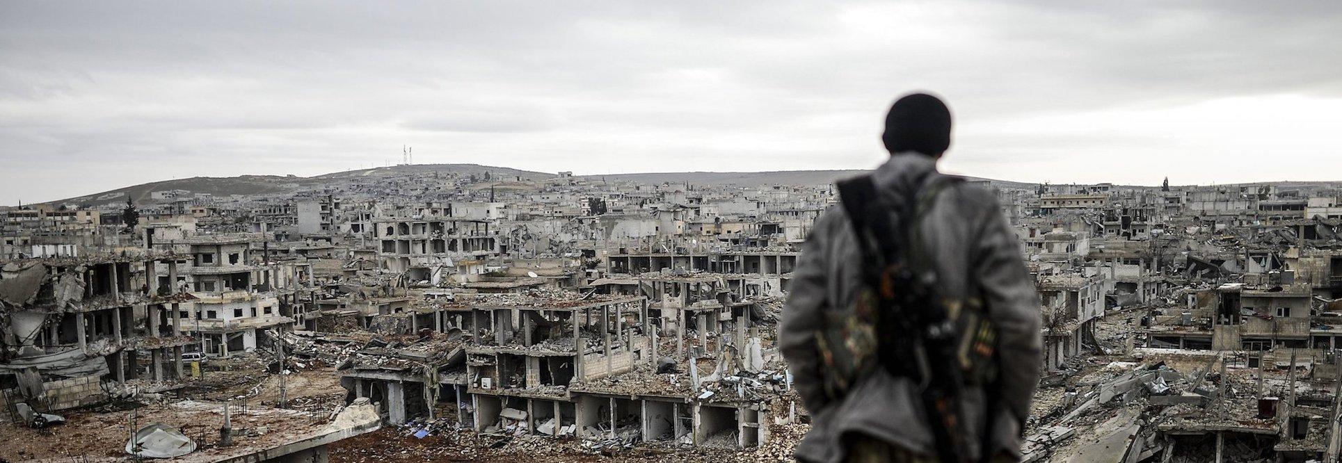 Syria: A Summary