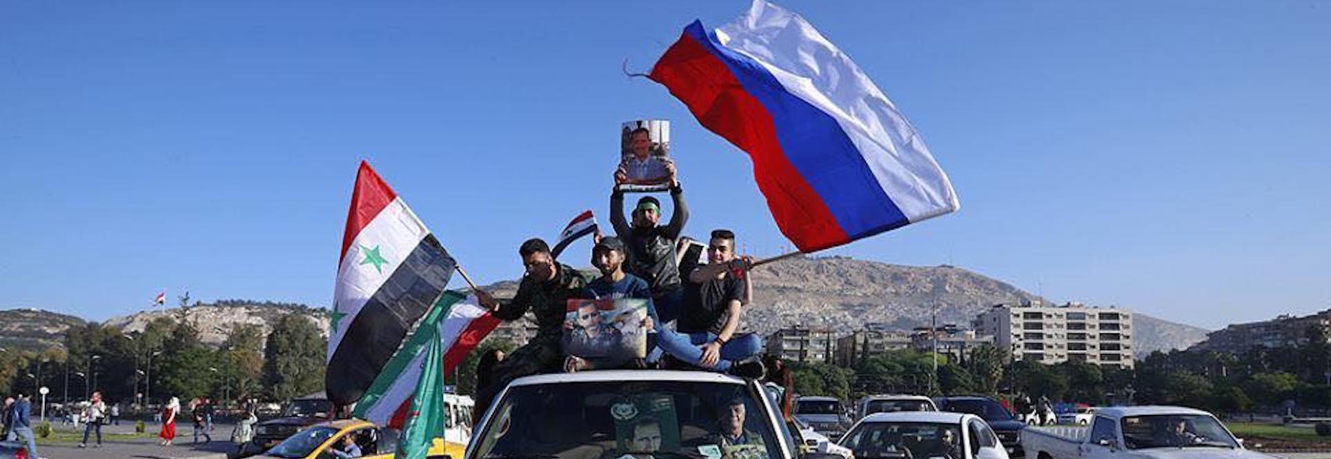 Siria sigue perdiendo