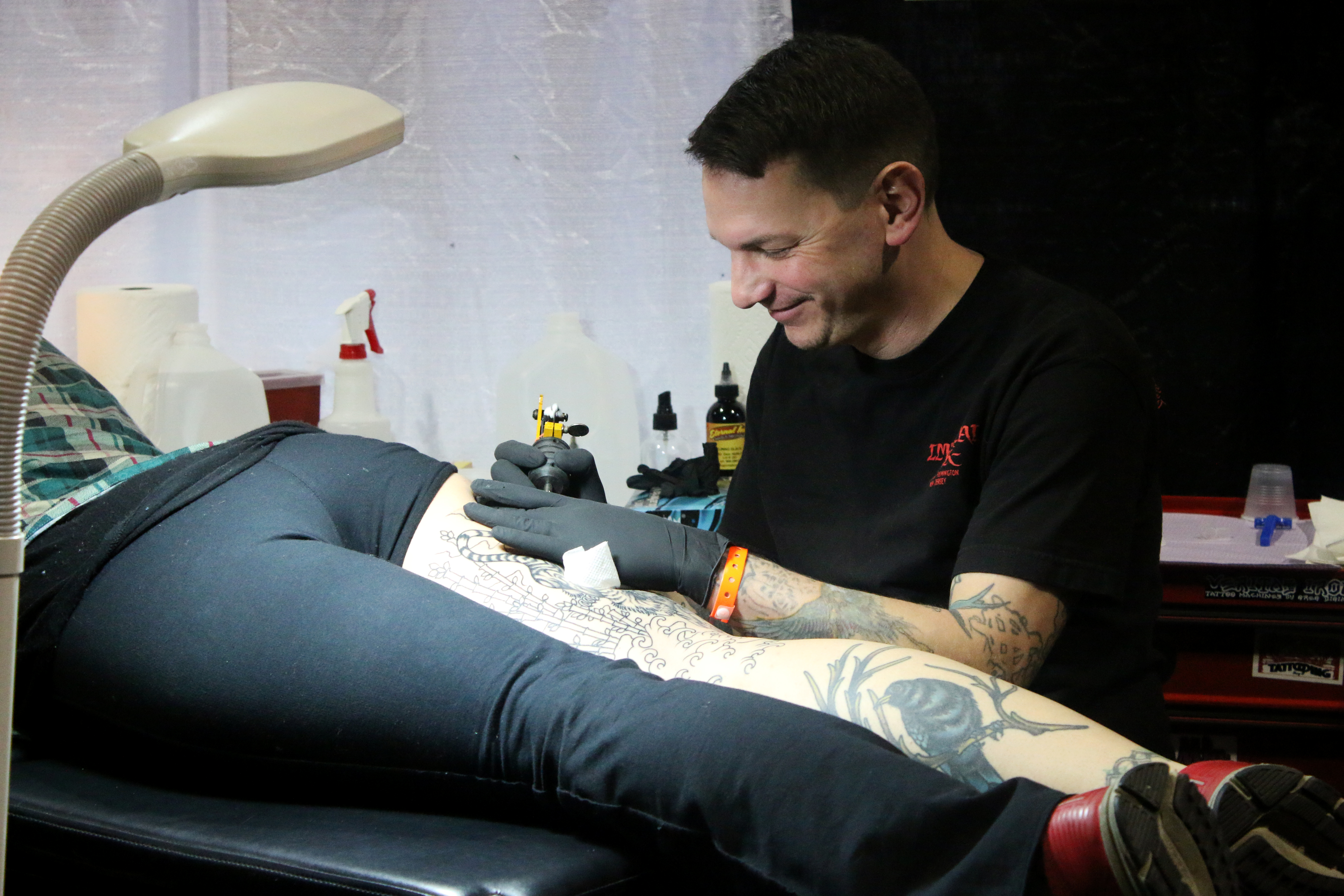Tattoo convention comes back to philly al d a news for Tattoo convention pa