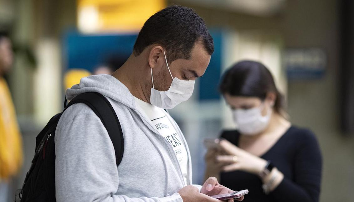 Resultado de imagen de coronavirus y tecnología
