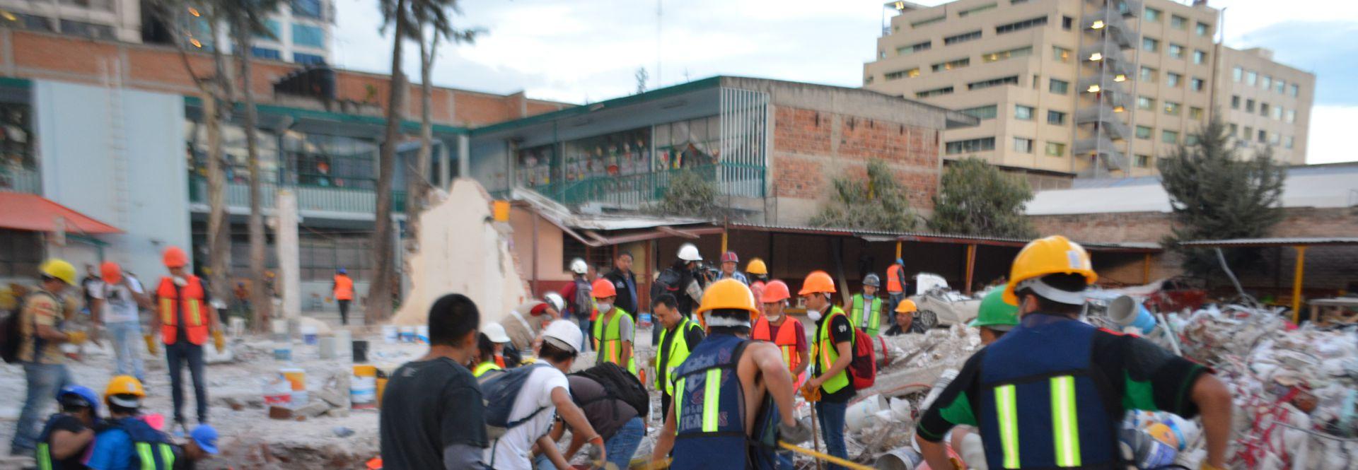 terremoto en mexico, septiembre de 2019. Wiikimedia