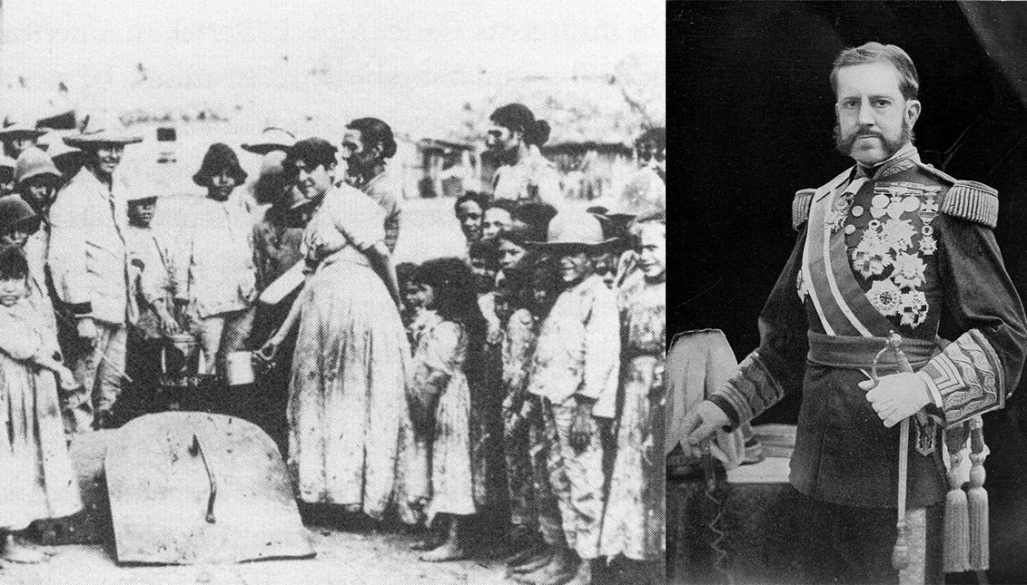 Weyler y el Holocausto cubano - Primer campo de concentración