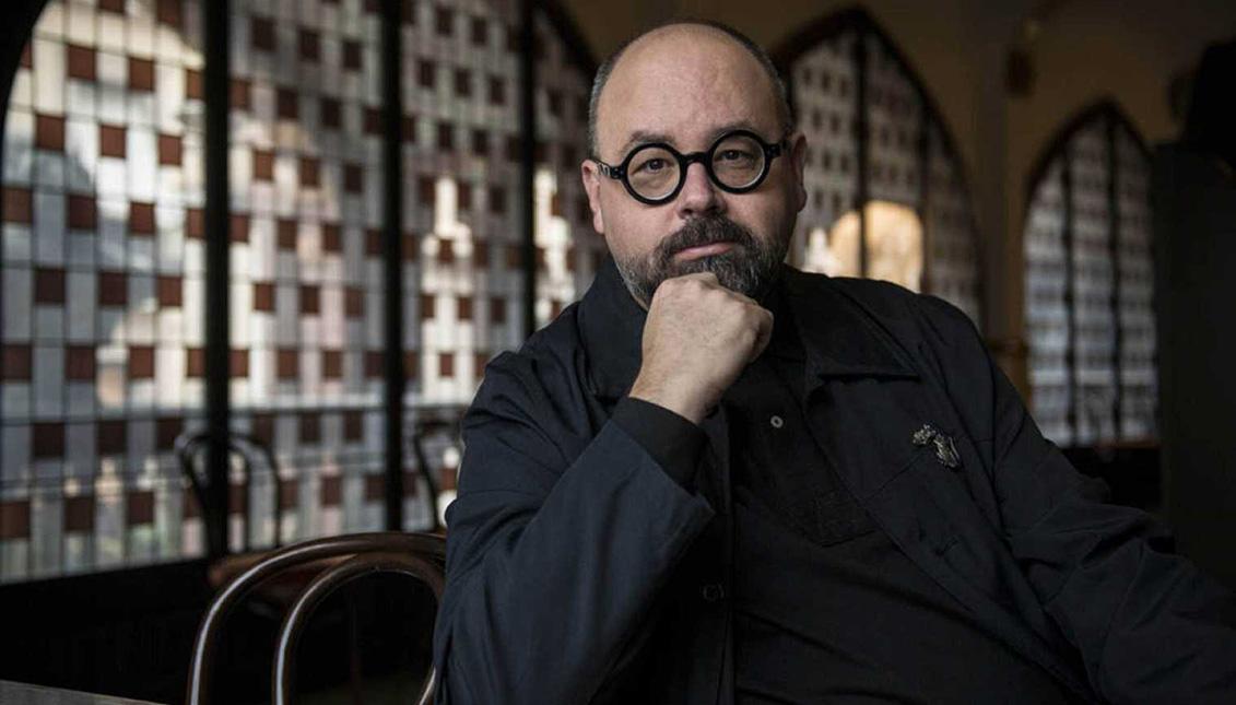 Author Carlos Ruiz Zafon dies aged 55
