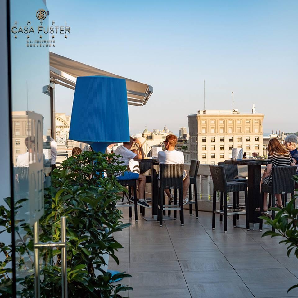 Las Mejores Terrazas De Hotel De Barcelona Al Día News
