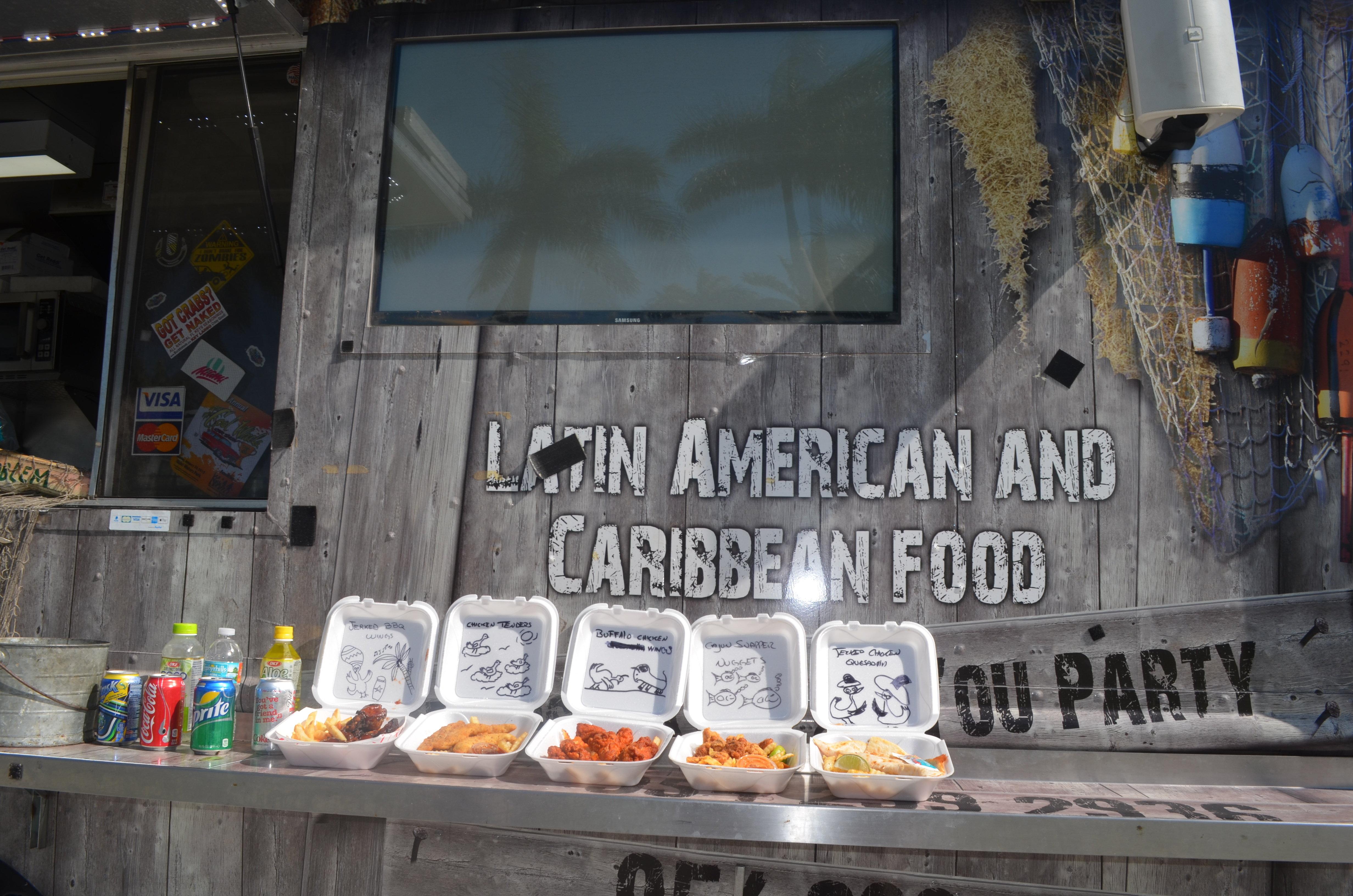 Cocinas rodantes de Miami, laboratorios de creación de la nueva ...