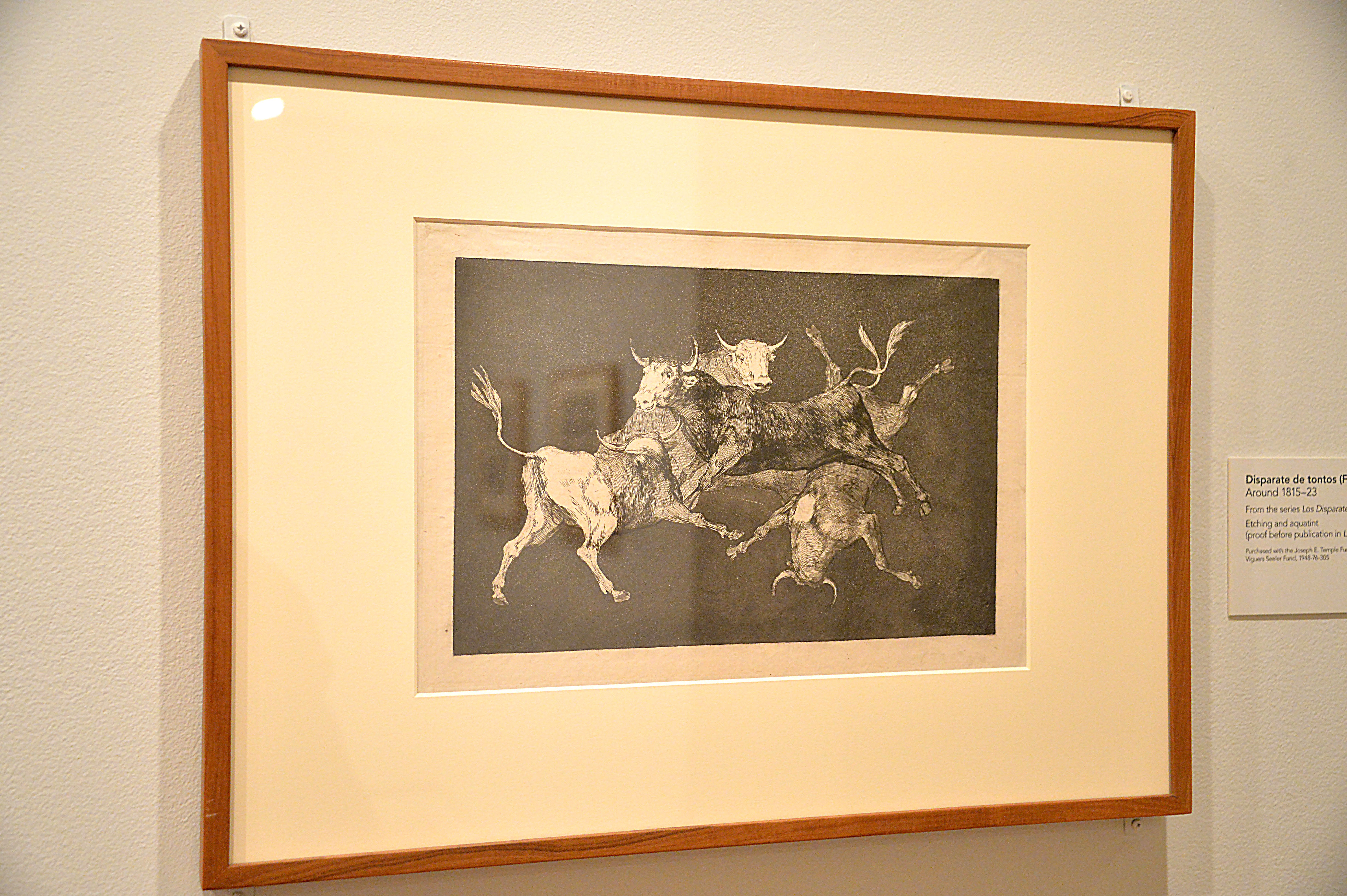 Rare Prints from Francisco Goya at the Philadelphia Museum of Art ...
