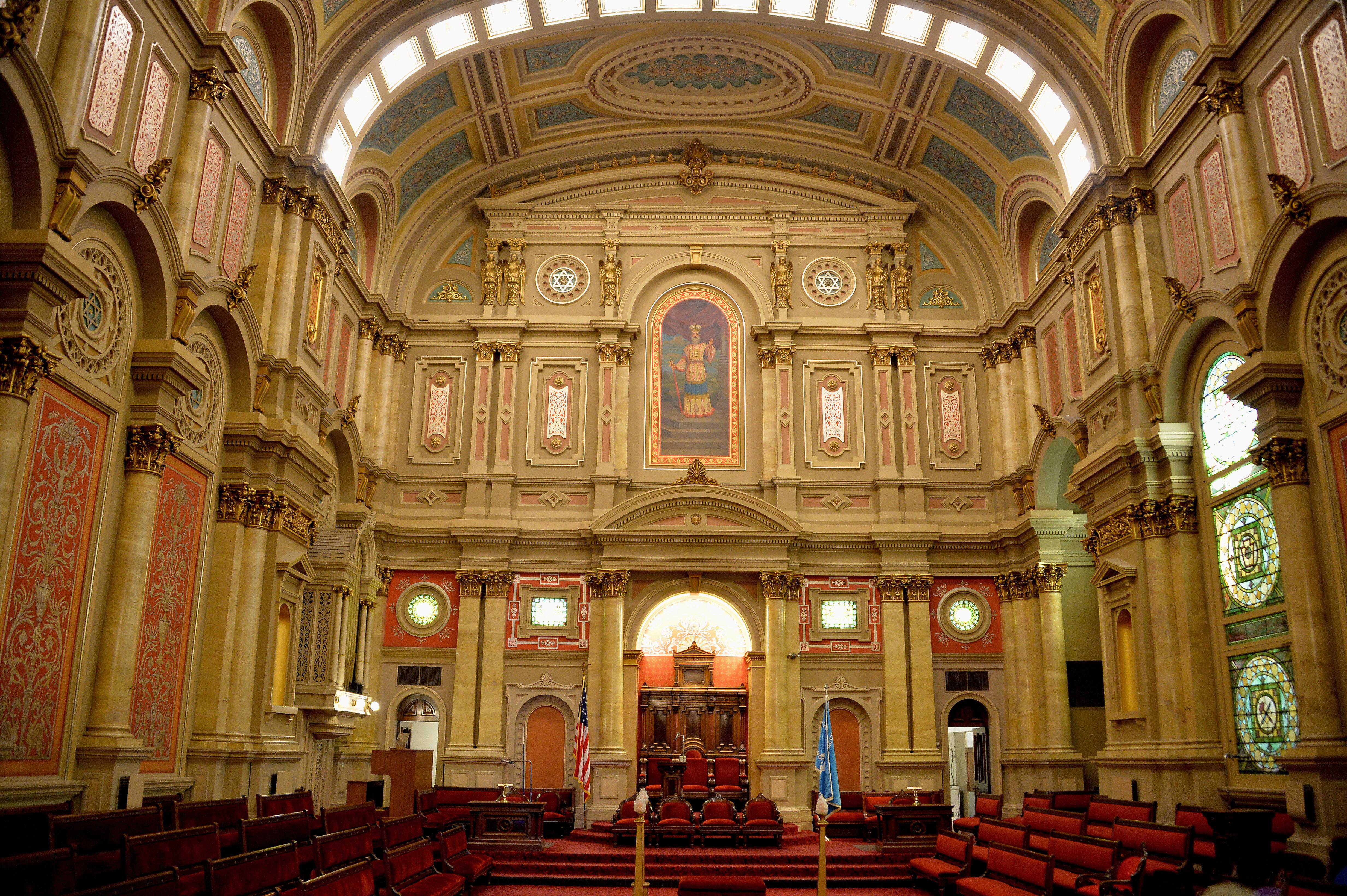 The Philadelphia Masonic Temple (Photo Gallery) | AL DÍA News