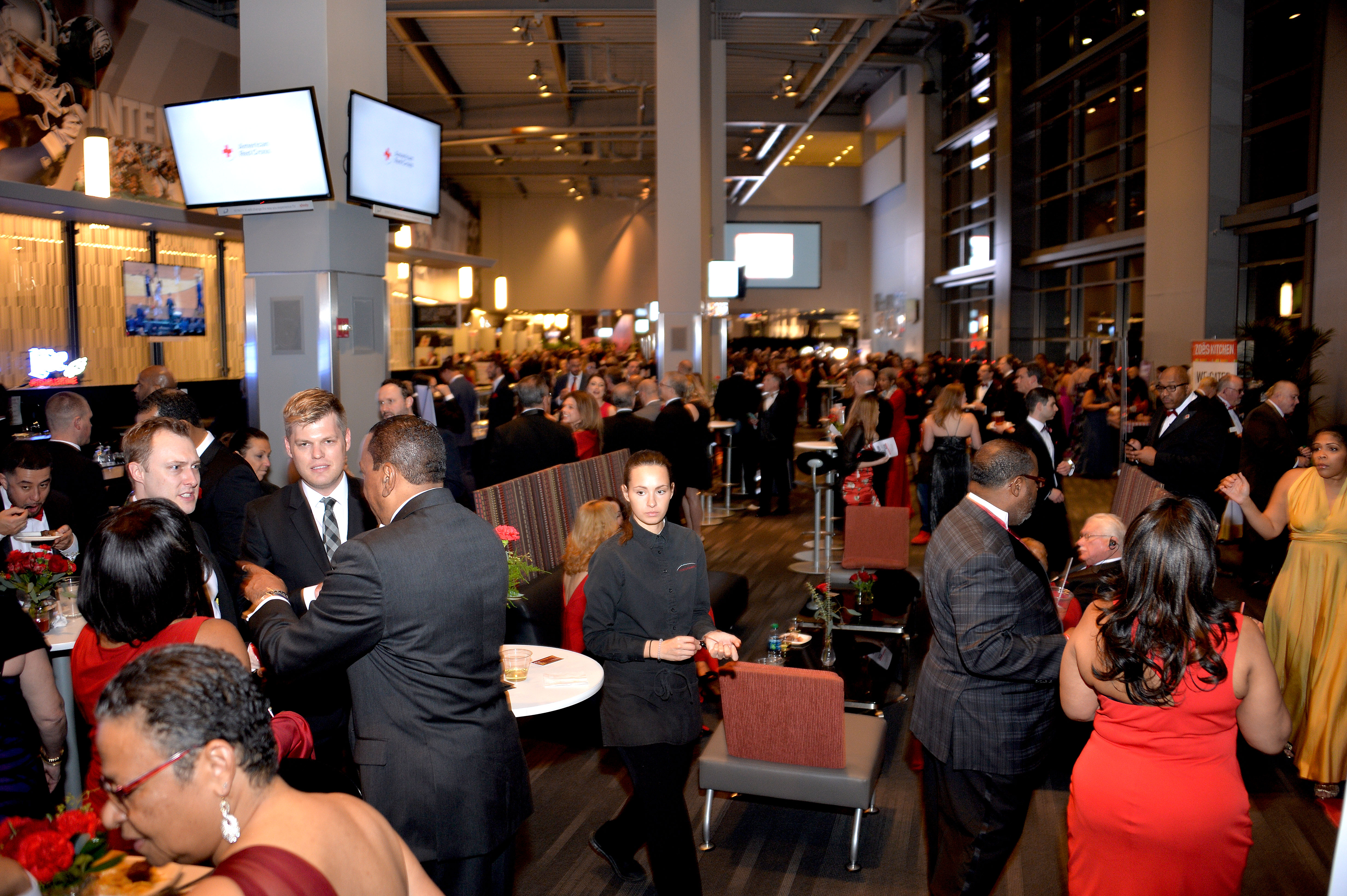American Red Cross Quot Red Ball Quot Gala Photo Gallery Al