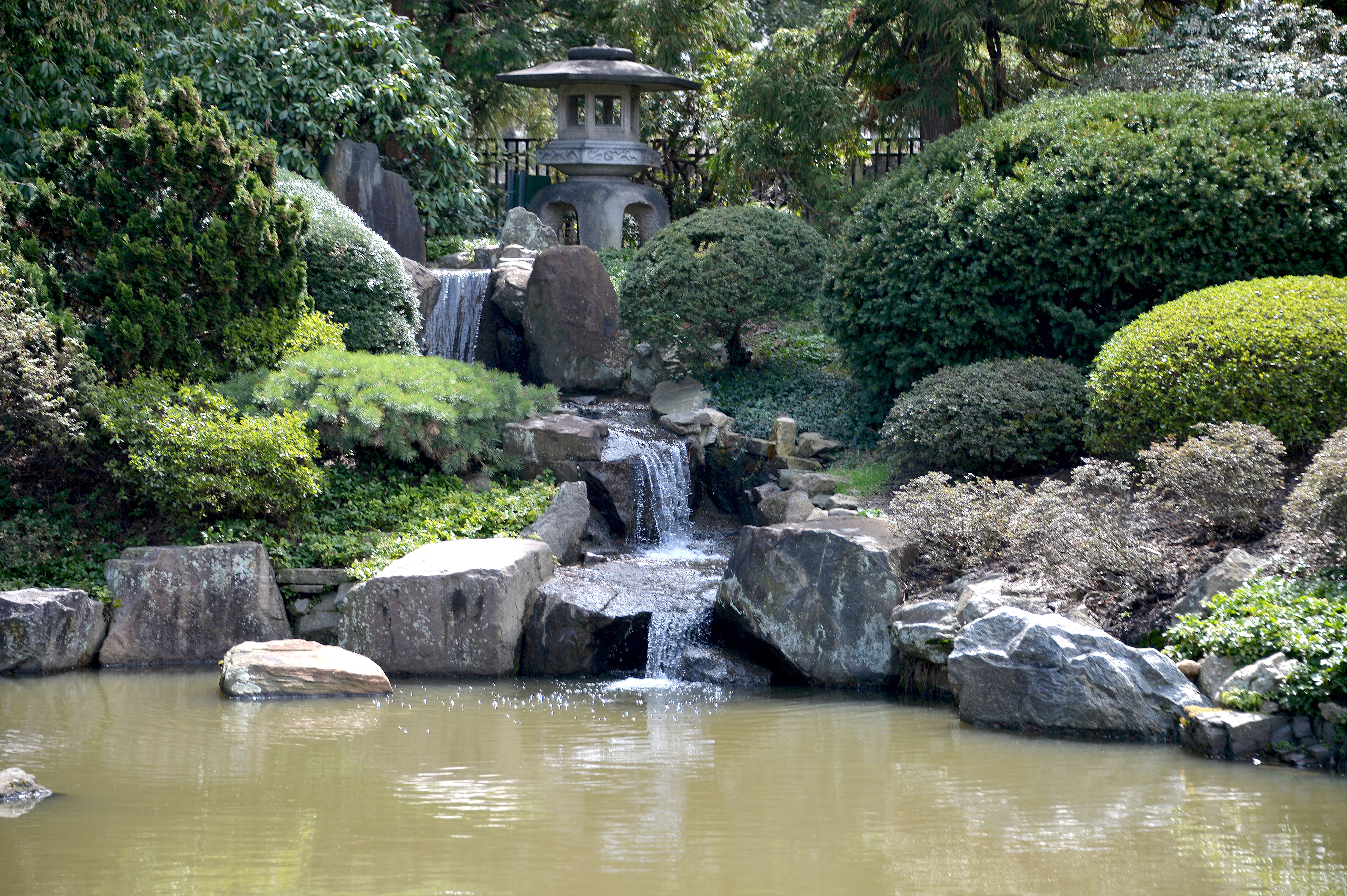 Shofuso Was Again Named The Third Ranked Japanese Garden In North America  By The Journal