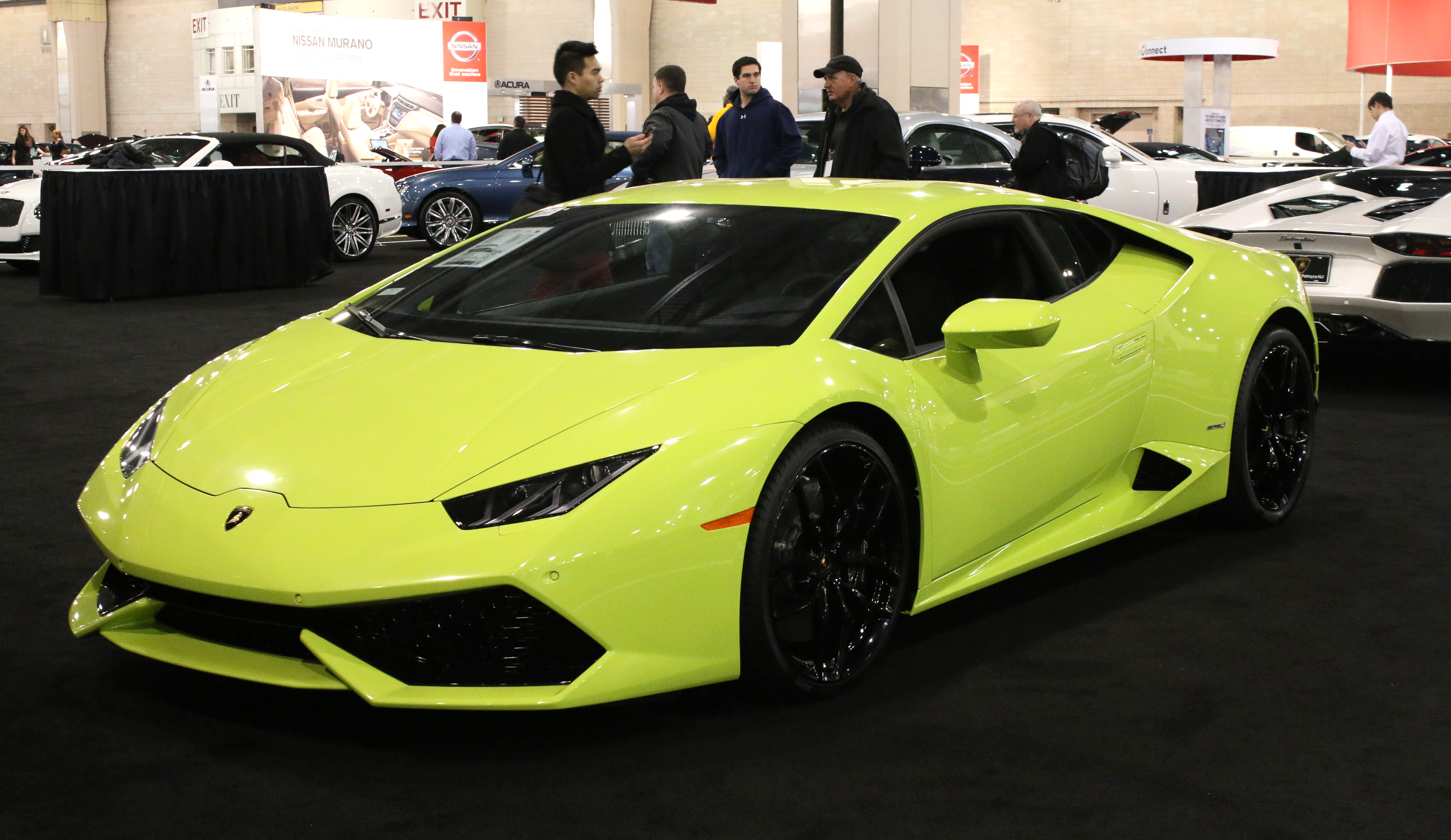 Philly Car Show: Philly Auto Shows Zooms In This Weekend