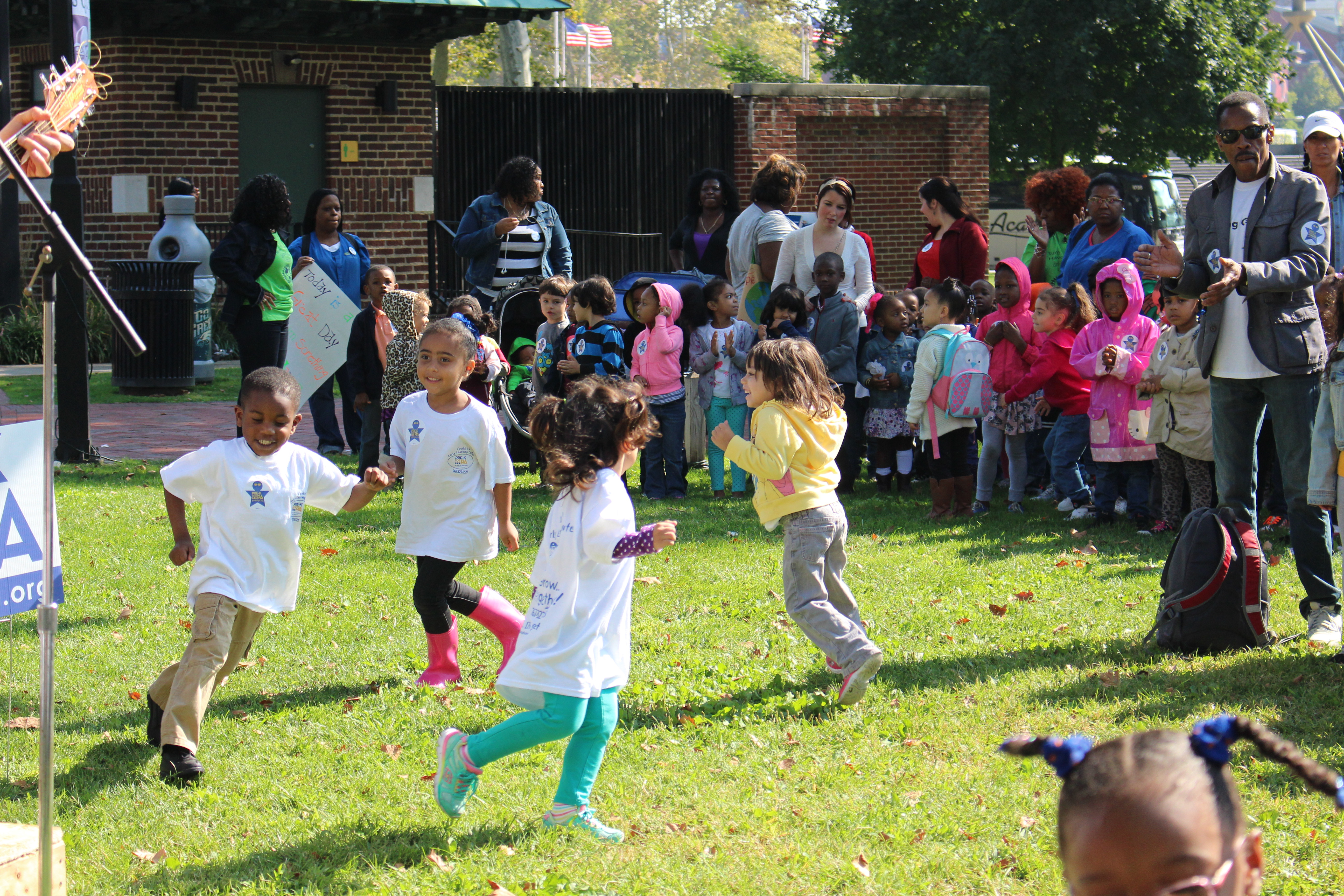 franklin park preschool pre schoolers rally for early education in philadelphia 774
